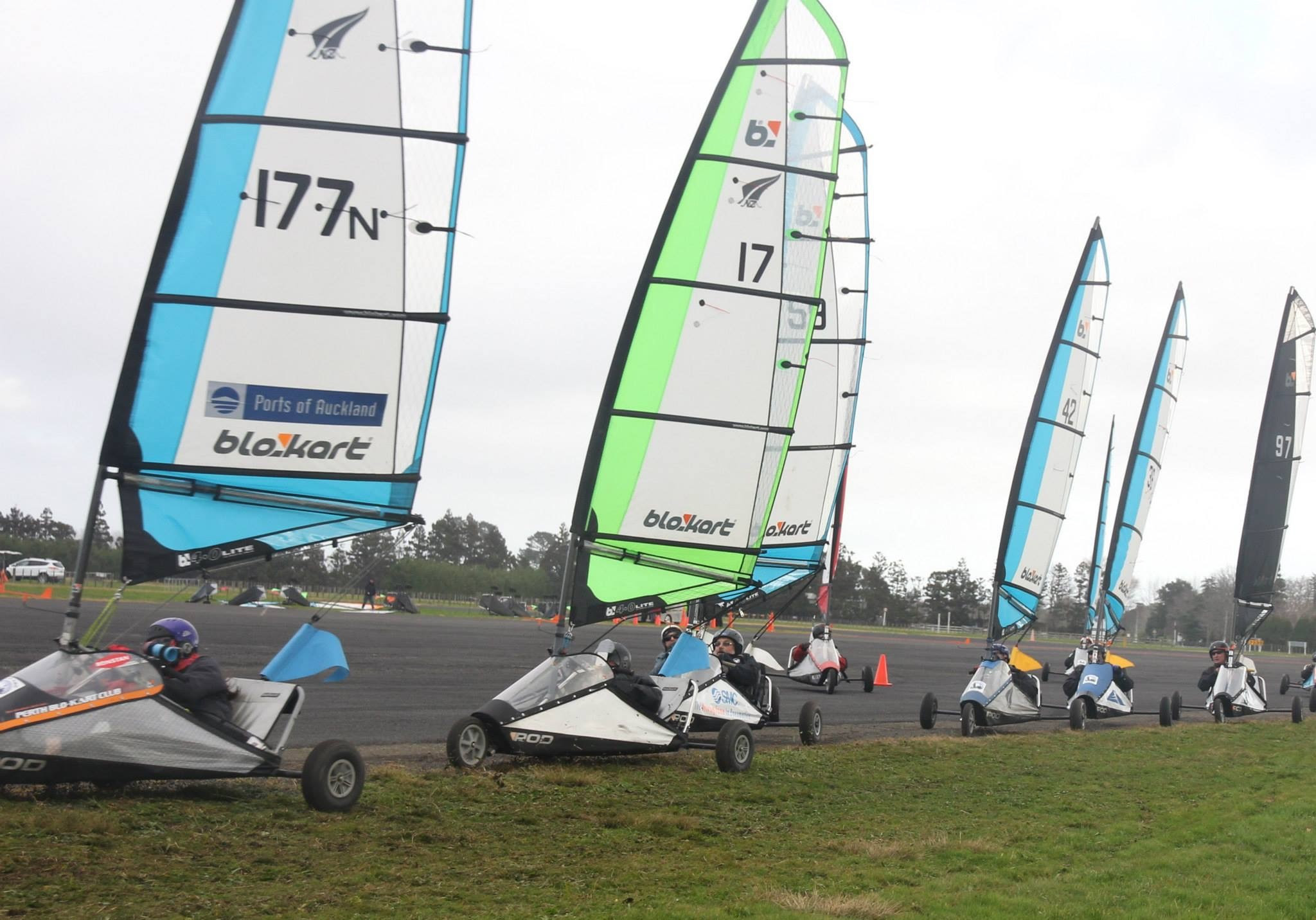 2015 ABC Teams Racing